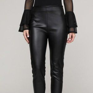 Victoria's Secret/Moda International Leather Pants